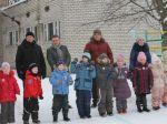 Команда Снеговики