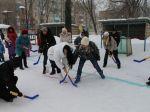 Игра в хоккей