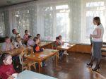 мастер-класс для родителей старшей специализированной группы
