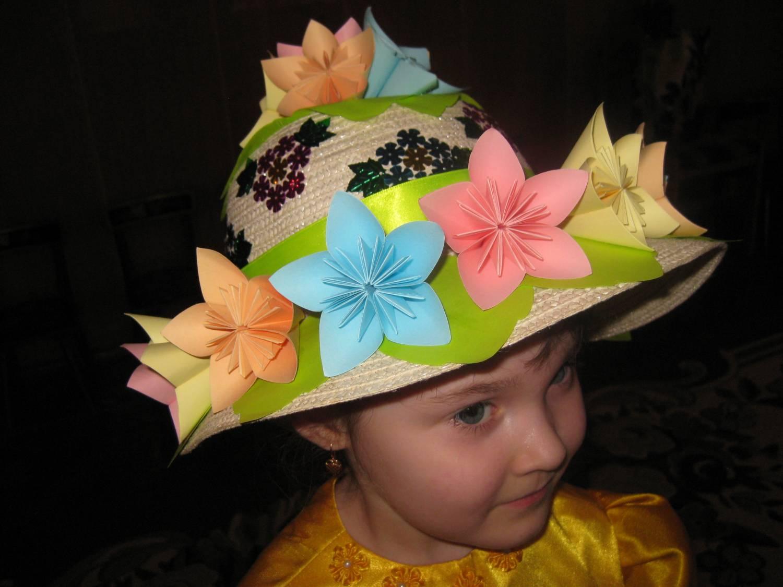 Как сделать шляпу своими руками с фото
